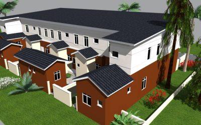 For Sale – 3 Bedroom Terrace House In Buena Vista Estate Lekki Lagos